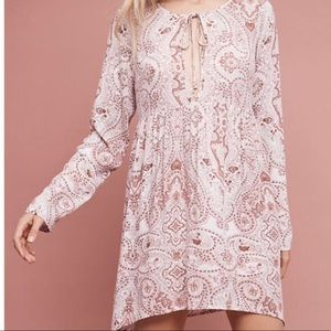 Anthropologie Lilka Paisley Dress/tunic
